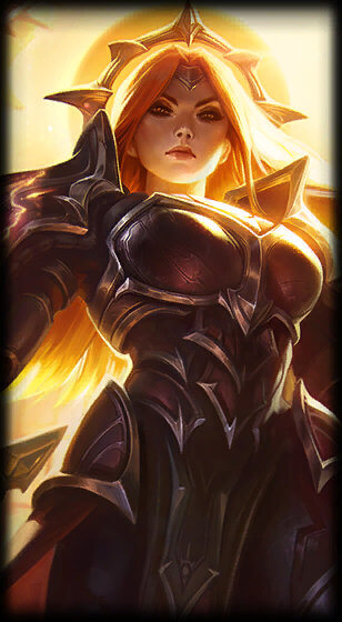 Lunar Eclipse Leona League Of Legends Lol Champion Skin On Mobafire