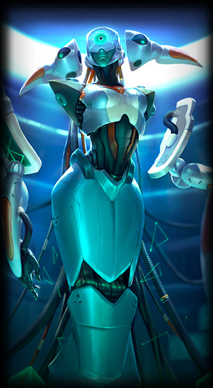 Program Lissandra Skin