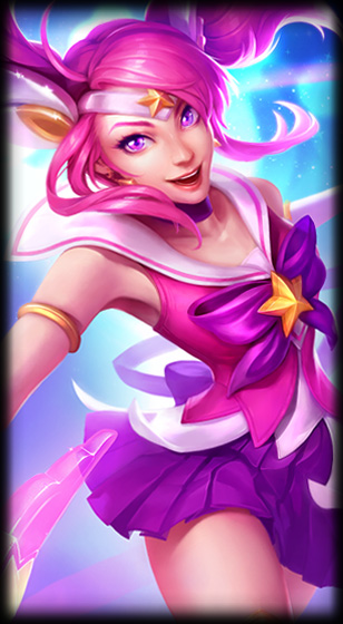 Star Guardian Lux Skin
