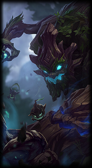 League of Legends Maokai Build