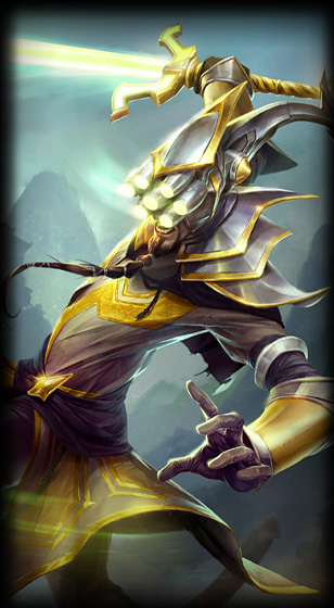 League of Legends Master Yi Build