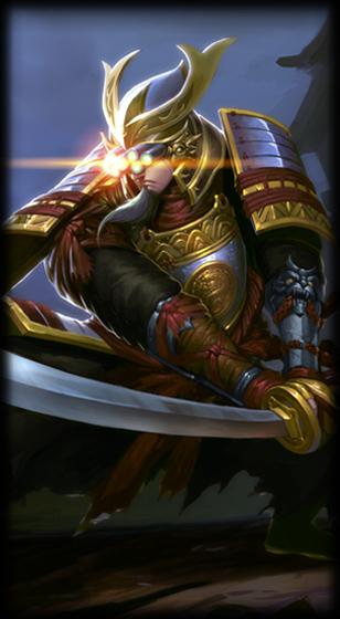 Master Yi - Samurai Yi