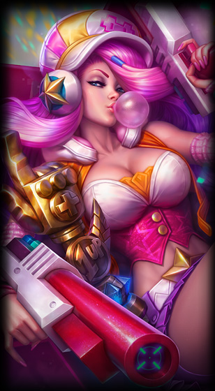 Miss Fortune Arcade
