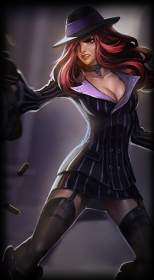 Waterloo Miss Fortune :: League of Legends (LoL) Champion