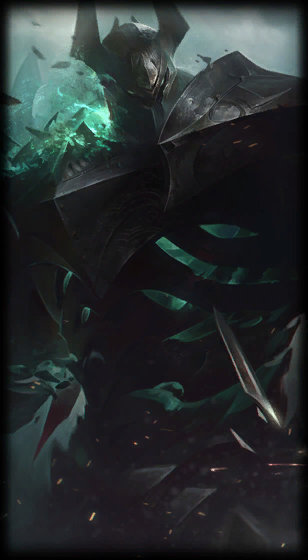 League of Legends Mordekaiser Build
