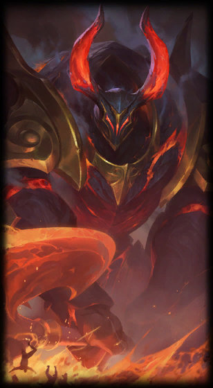 Infernal Mordekaiser Skin