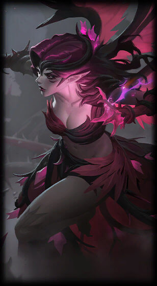 Blackthorn Morgana Skin