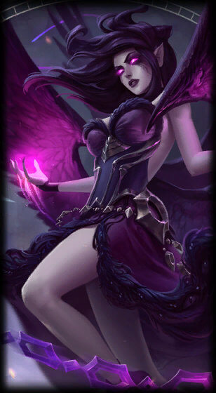 League of Legends Morgana Build