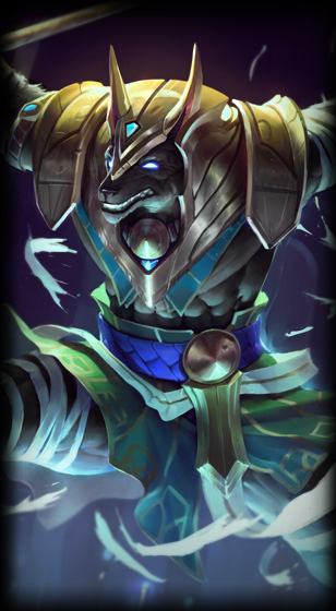 League of Legends Nasus Build