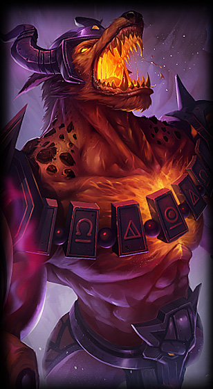 Infernal Nasus Skin