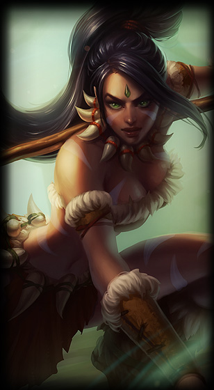 League of Legends Nidalee Build