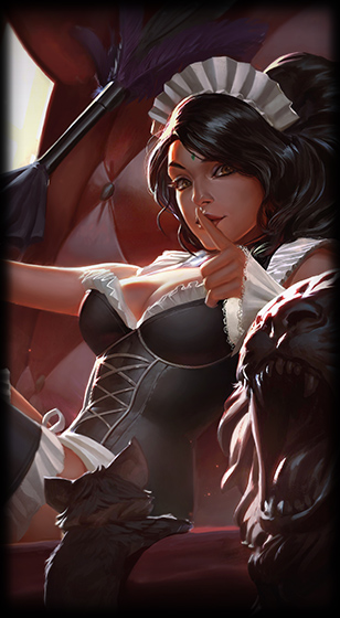 Nidalee - French Maid