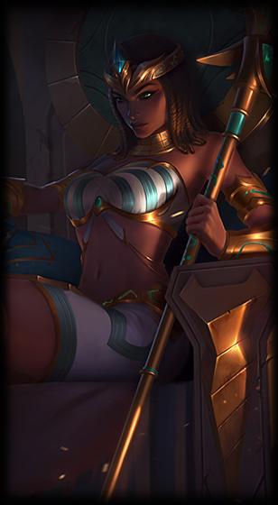 Nidalee - Pharaoh