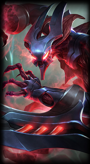 Eternum Nocturne :: League of Legends (LoL) Champion Skin ...