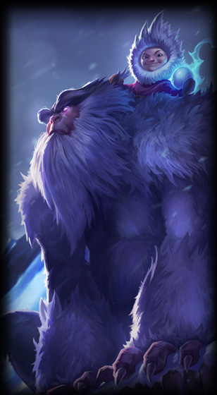 League of Legends Nunu Build
