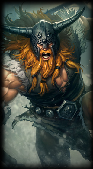 Olaf Build Guide : Olaf: Berserker Domination [Lane/Jungle ...
