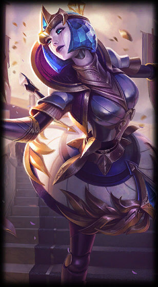 Bladecraft Orianna League Of Legends Lol Champion Skin On Mobafire