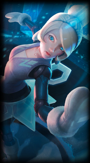 Winter Wonder Orianna Skin