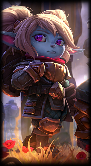 League of Legends Poppy Build