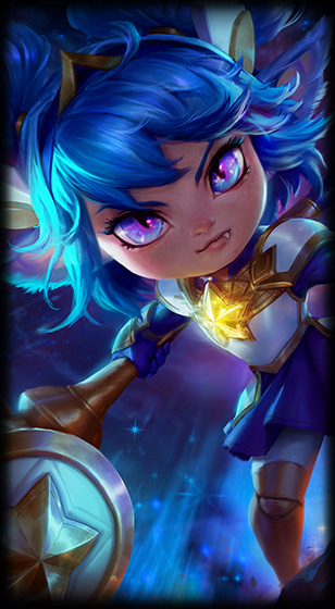 Star Guardian Poppy Skin