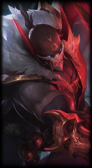 Blood Moon Pyke Skin