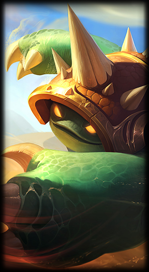League of Legends Rammus Build