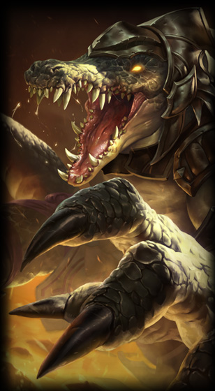 League of Legends Renekton Build