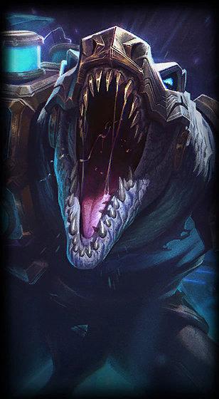 Rune Wars Renekton League Of Legends Lol Champion Skin On Mobafire