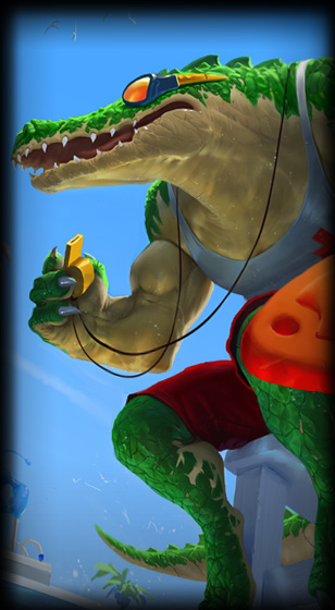 Pool Party Renekton Skin