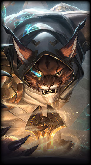 Guardian of the Sands Rengar Skin