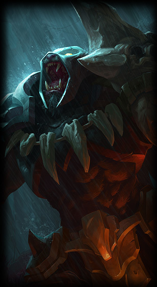 Headhunter Rengar Skin