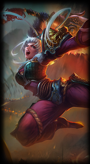 Redeemed Riven :: League of Legends (LoL) Champion Skin on MOBAFire