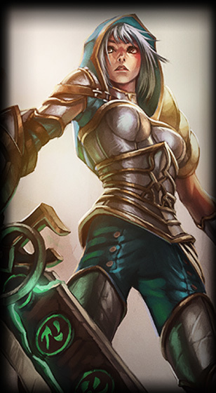Redeemed Riven Skin
