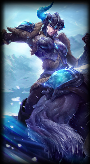 League of Legends Sejuani Build
