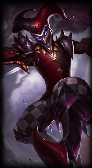 League of Legends Shaco Build