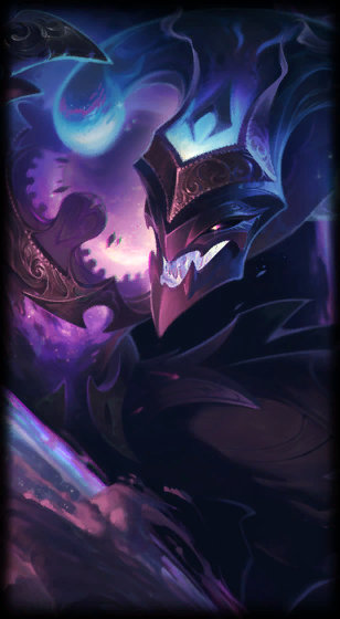 Dark Star Shaco Skin