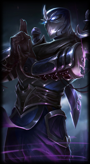 League of Legends Shen Build