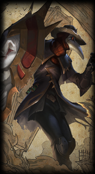 Black Scourge Singed Skin