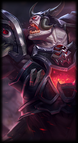 League of Legends Sion Build