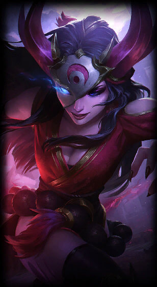 Blood Moon Sivir Skin