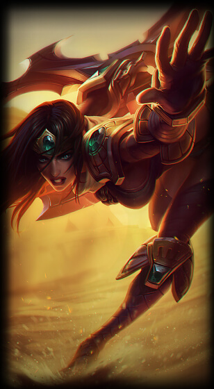 League of Legends Sivir Build