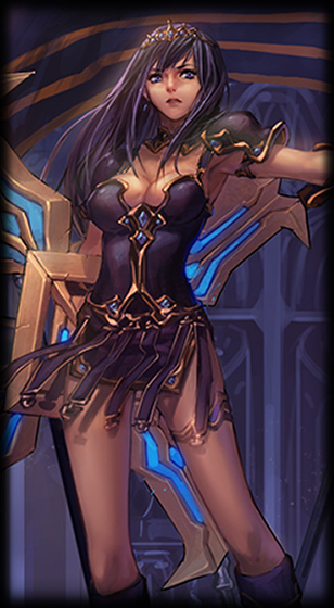 Warrior Princess Sivir Skin
