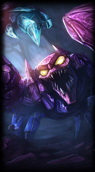 League of Legends Skarner Build