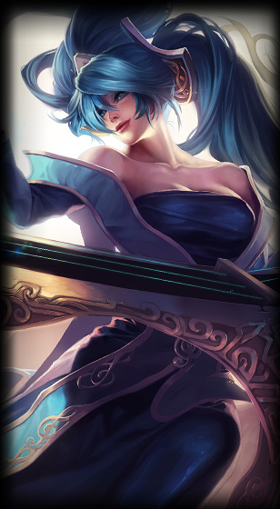 League of Legends Sona Build