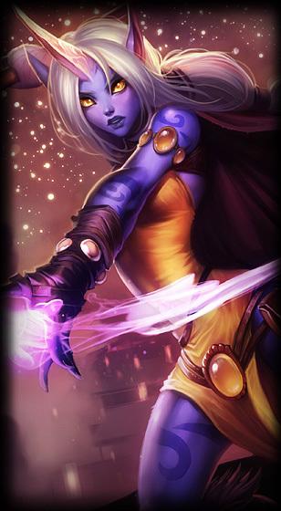 Dryad Soraka :: League of Legends (LoL) Champion Skin on ...