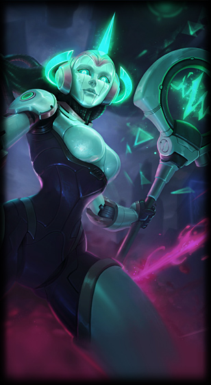 Program Soraka Skin
