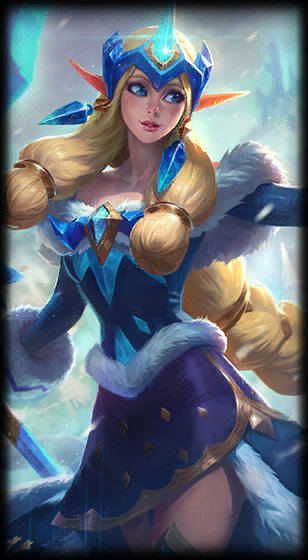 Winter Wonder Soraka Skin