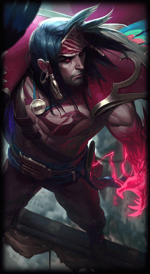 Tyrant Swain League Of Legends Lol Champion Skin On Mobafire