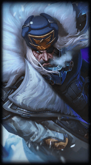 Northern Front Swain Skin