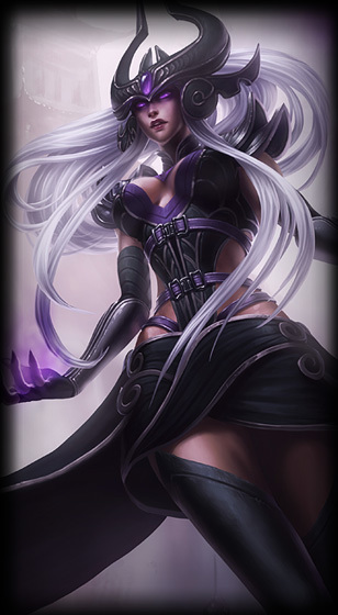 League of Legends Syndra Build